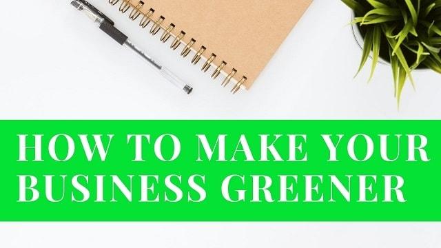 Business Greener