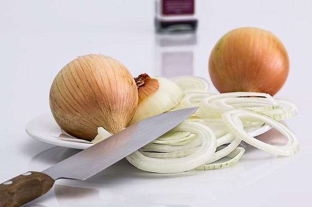 Onions - foods cause acid reflux