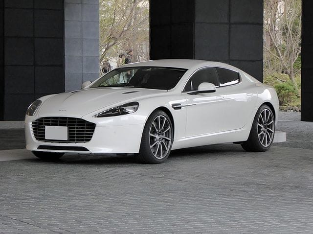 Aston Martin Rapide S - Luxury Cars Brands
