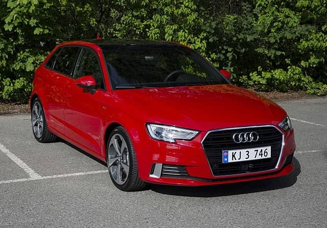 Audi A3 - Affordable Luxury Cars