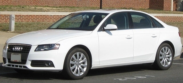 Audi A4 - Best Luxury Sedan