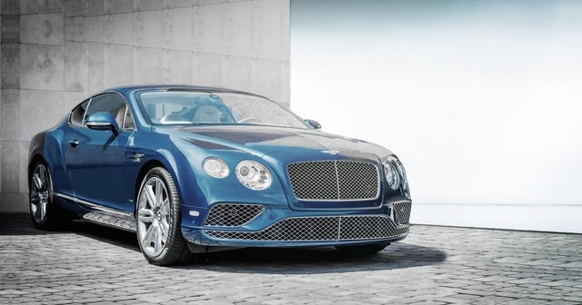 Bentley Continental Flying Spur - Best Luxury Sedan
