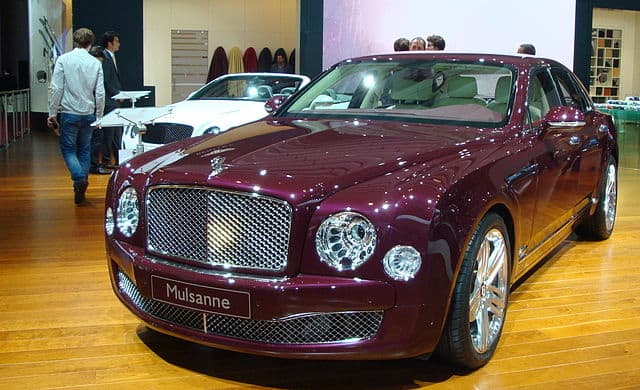 Bentley Mulsanne - Affordable Luxury Cars