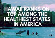Hawaii Healthiest States