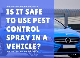 Pest Control Spray