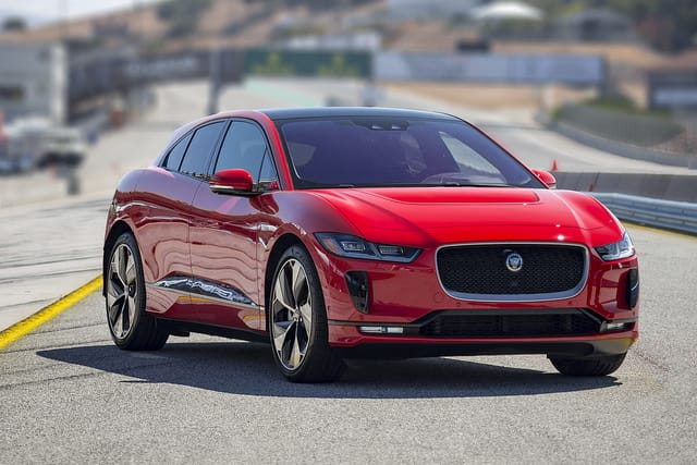 Jaguar I-Pace - Luxury Cars Brands