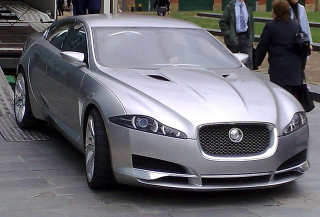 Jaguar XF - Best Luxury Sedan