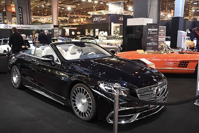 Mercedes Maybach 6 Cabriolet Top Luxury Car: MOST LUXURY CARS In The WORLD