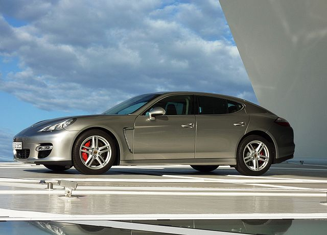 Porsche Panamera Hatchback - Luxury Cars in the World