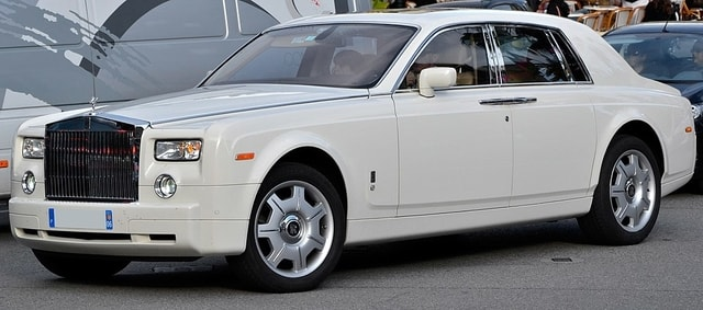 Rolls-Royce Phantom - Affordable Luxury Cars