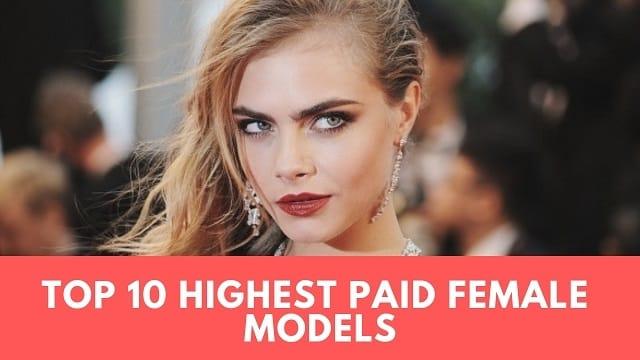 Highest Paid Female