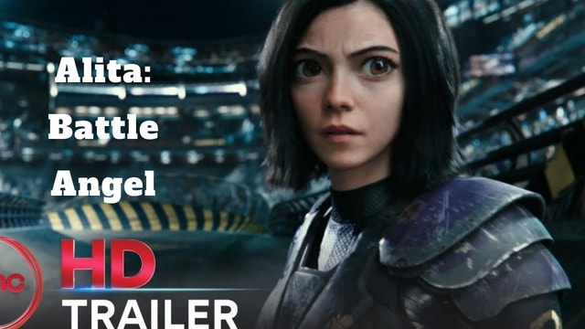 Alita Battle Angel - Romantic Movies