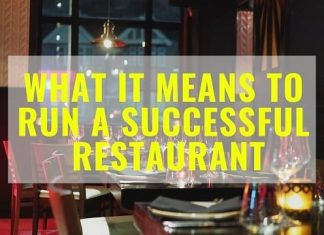 Successful Restaurant