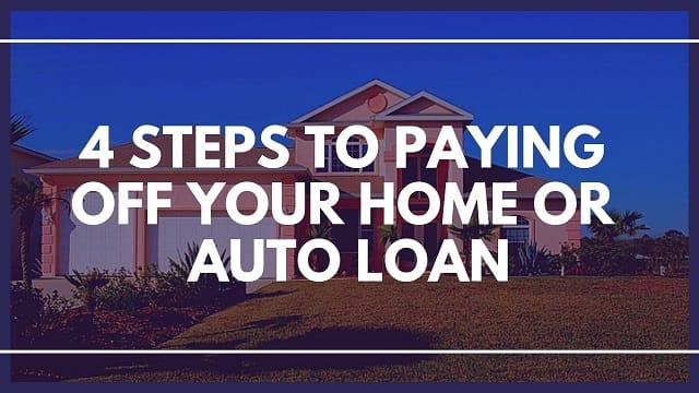 Home or Auto Loan