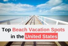 Beach Vacation Spots