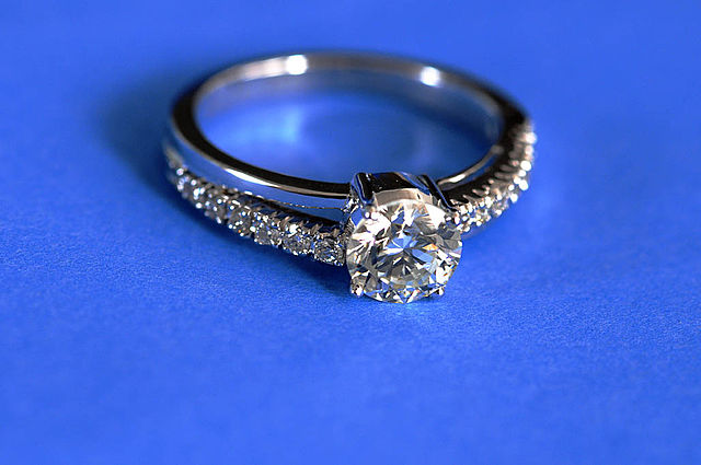 Diamond Ring - valentine's day gifts for her