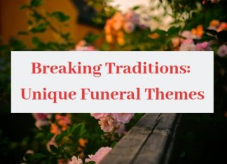 Funeral Themes