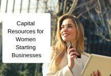 Women Starting Businesses