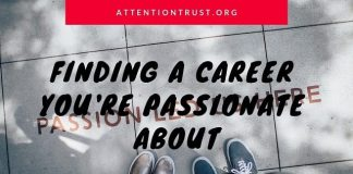 Finding a career