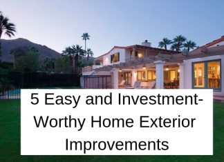 Home Exterior Improvements