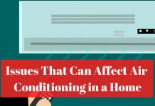 Issues That Can Affect Air Conditioning in a Home