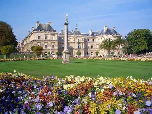 Jardin Du Luxembourg - famous places in paris