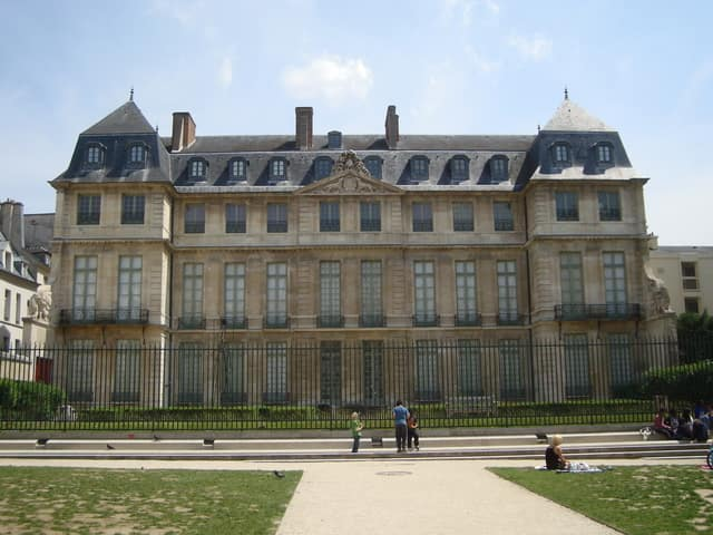 Musee Picasso - relaxing things to do in paris