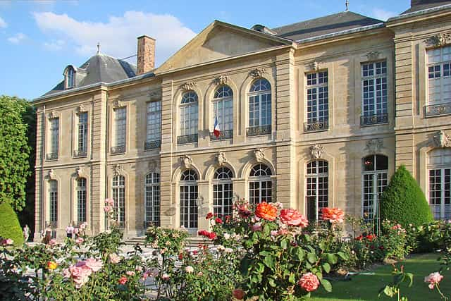 Musee Rodin - places to visit in paris at night