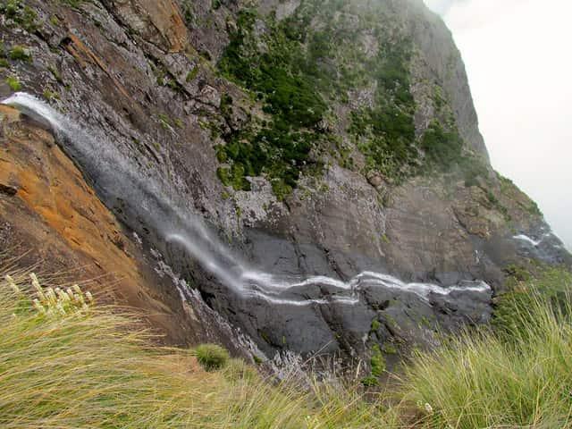 Tugela Falls - most beautiful waterfall