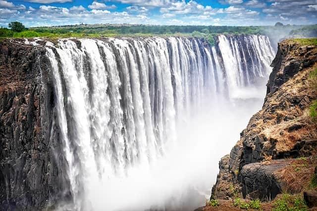 Victoria Falls - Most Beautiful Waterfall