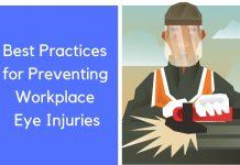 Workplace Eye Injuries
