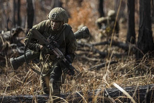 Australia - top army in the world 2019