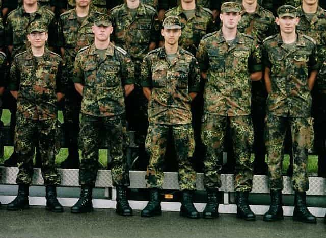 Germany - most powerful army in the world