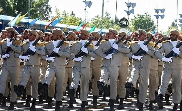 Iran - top army in the world 2019