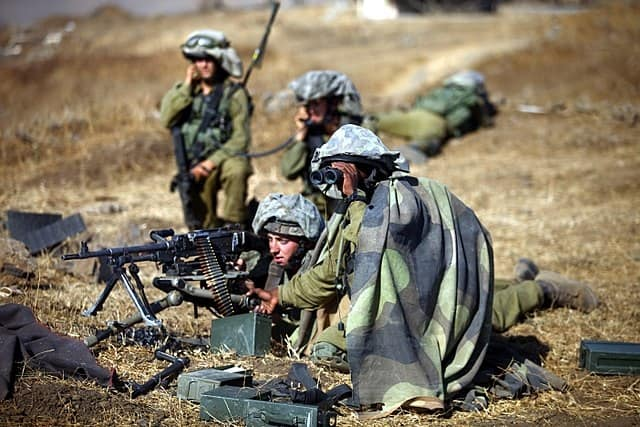 Israel - top army in the world 2019