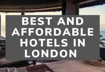 Affordable Hotels in London