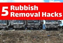 Rubbish Removal Hacks