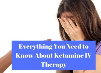 Ketamine IV Therapy
