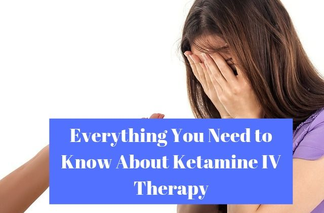 Ketamine IV Therapy