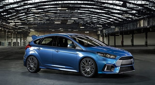 Used Ford Focus RS