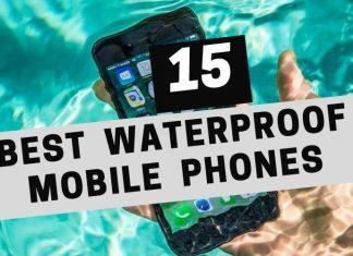 Waterproof Mobile phones