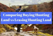 Leasing Hunting Land