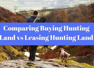Leasing Hunting Land