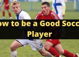 Good Soccer Player