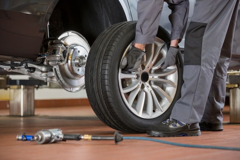 Maintain Tire Health
