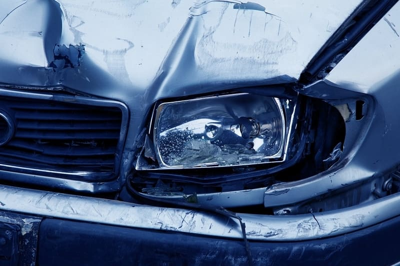Health complications after an accident