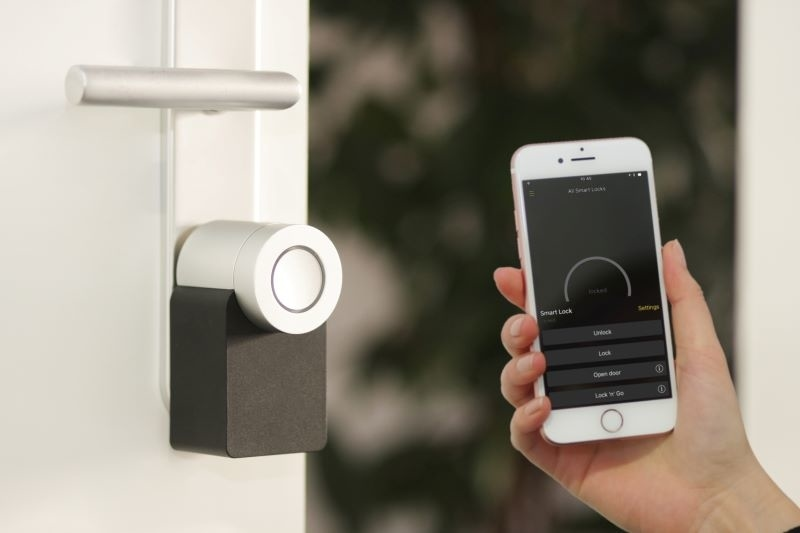 Home security device