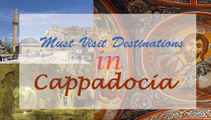 Visiting Cappadocia