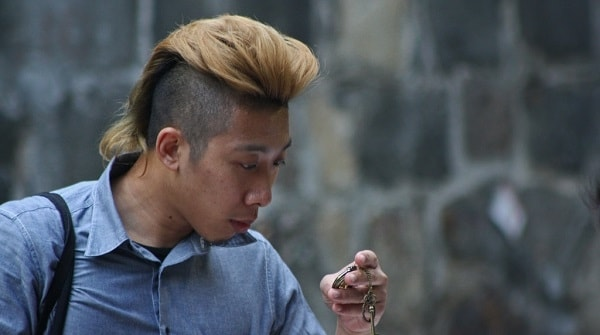 Short Sides hairstyle - best men hairstyle