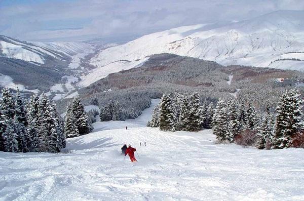 best ski resorts in the world
